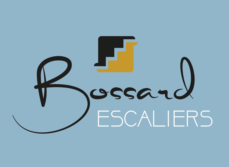 Logo Escaliers Bossard, Lannilis, Finistère, Bretagne