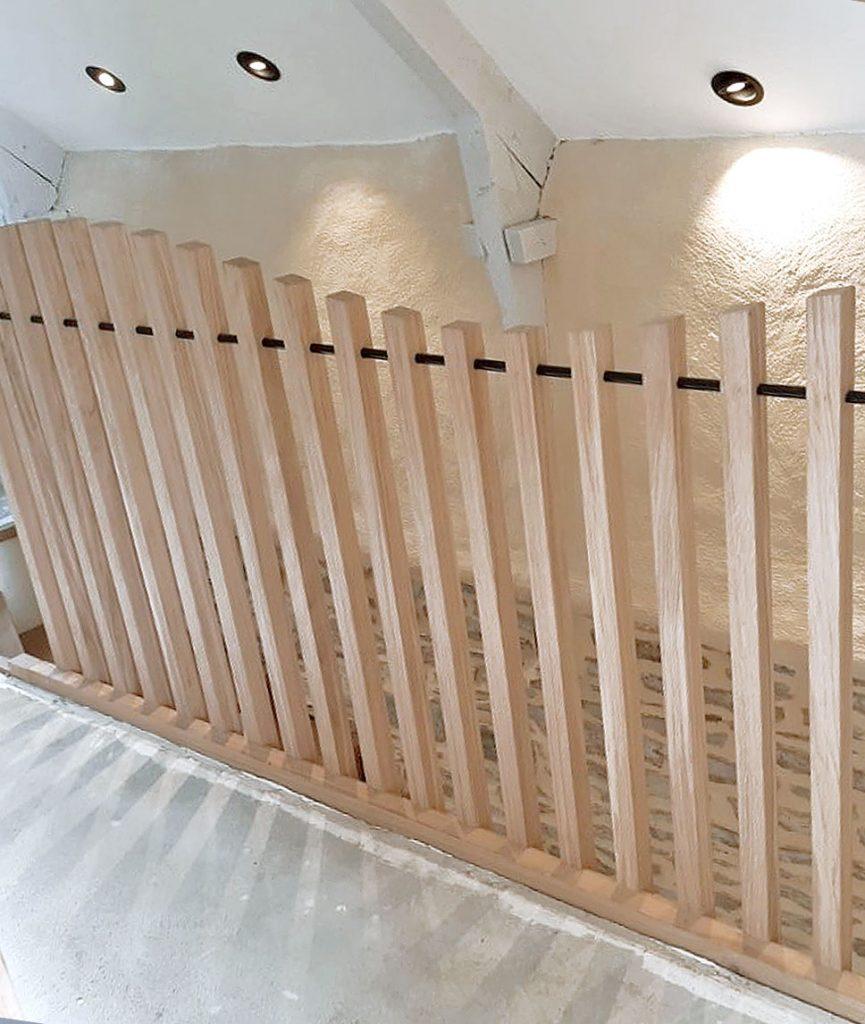 Escalier Bossard, gamme Audacieux, n°08